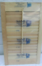 "Vintage Flair Fold Shutters 12""x20"""