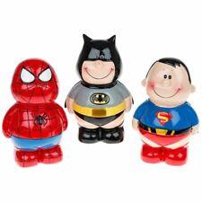 Chunky Superhero Money Box