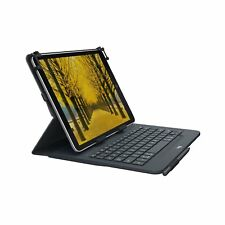 """Logitech FOLIO 9-10"""" Case Bluetooth keyboard for Apple & Android Tablet (008334)"""