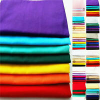 Lot 7pcs Mixed 100% Cotton Fabric Charm Pre-Cut Quilting Fat Quarter Bundle Set