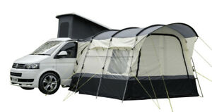 OLPRO Campervan Awning Loopo Drive-Away Steel Poles with 2 Berth Inner Bedroom