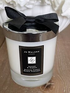 """JO MALONE LONDON INCENSE & EMBERS SCENTED CANDLE, NEW-SEALED, 200g (2.5"""")"""