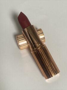 Charlotte Tilbury Matte Revolution Lipstick Walk Of No Shame FULL SIZE 3.5g, NEW