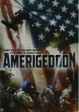 AMERIGEDDON (DVD, 2016)  NEW SEALED!  Direct Producer's Edition UNRATED Version