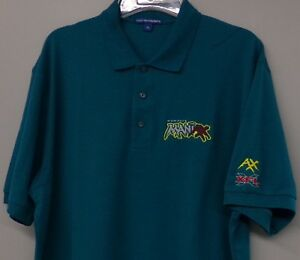 XFL Memphis Maniax Mens Embroidered Polo Shirt XS-6XL, LT-4XLT New