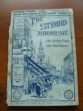Sherlock Holmes Strand Golden Pince-Nez July 1904