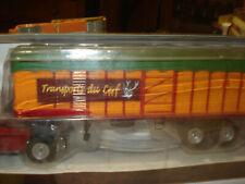 Camion d'aurefois 1/43 WILLEME lc610t semi baché