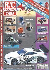 R/C RACING CAR N°174 HPI DRIFT 2 SPORT / LRP S18 MT / TAMIYA MINI COOPER / HOBAO
