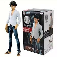 One Piece Jeans Freak Luffy Ruffy Anime Manga Figuren H:20cm PVC Neu
