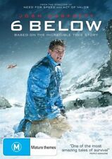 6 Below (DVD); Josh Hartnett; based on the incredible true story of survival