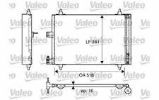 VALEO Condenseur de climatisation pour PEUGEOT 406 607 CITROEN XSARA 817667