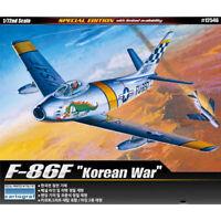 ACADEMY #12546 1/72 Plastic Model Kit F-86F Korean War