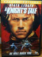 A Knight's Tale Heath Ledger Special Edition DVD PG-13 132 min