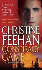 Conspiracy Game (GhostWalkers, Book 4), Christine Feehan, Good Condition, Book