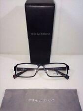 268795dff2 New 7 Seven For All Mankind 705 NOIR Unisex Black Eyeglasses 54-15-140