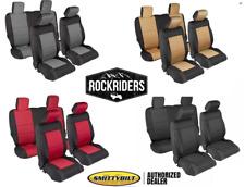 2007-2012 Jeep Wrangler 2 Door JK Smittybilt Complete Neoprene Seat Covers