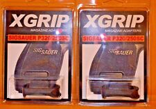 X-Grip (P320/250SC)ADAPTS COMPACT P320/250 MAG USE IN P320/250 SUBCOMPACT PISTOL