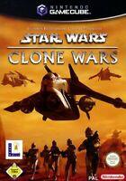 Nintendo GameCube Spiel - Star Wars Spiel - Clone Wars mit OVP