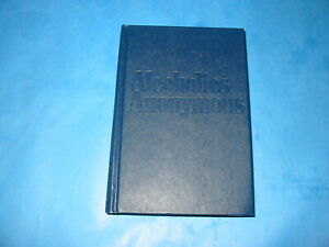 Alcoholics Anonymous Big Book 1976 3rd Edition First 1st Printing hard cover