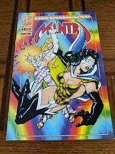 MANTRA #3 MALIBU COMICS (1993 SERIES) (Code FS)