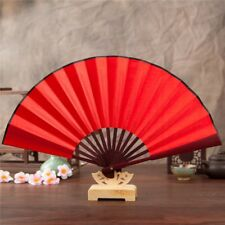 Chinese/Spanish Style Dance Wedding Lace Silk Folding Hand Held Flower Fan Gift