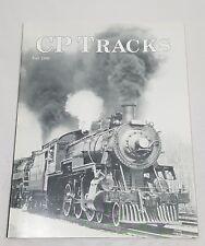 CP Tracks Train Magazine Back Issue Fall 1998 Train 1057