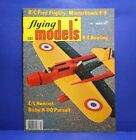 FLYING MODELS Vol. 80 #3 (#477) March 1977 Carstens Publ. Uncertified Magazine