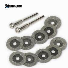Diamond Cutting Disc for Dremel Accessories Grinding Circular Saw Blade 12PC