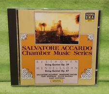 Salvatore Accardo Chamber Music Series Tchaikovsky String Sextet Op 29 Op 87