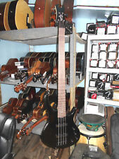 Tobias Toby Bass Performance Pack by Epiphone, Black with Amp