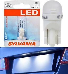 Sylvania LED Light 194 T10 White 6000K One Bulb High Mount Stop 3rd Brake Lamp