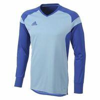 adidas Junior Boys Blue Precio 14 Padded Long Sleeves Goalkeeper Top G81838