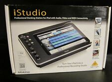 BEHRINGER iSTUDIO iS202 DOCKING STATION FOR IPAD / IPAD 2