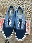 Vintage Vans Shoes Made in USA Size 6 Deadstock 1980's