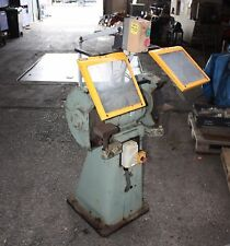 """Very Large Heavy Duty Double Ended  Grinder 3-Phase 50x 350mm  14""""guards light"""