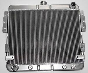 NEW 3 ROW ALL ALUMINUM RADIATOR 75 76 77 78 FORD MUSTANG II 302 V8