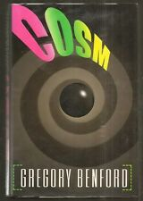 GREGORY BENFORD Cosm. Nice copy of Avon hardcover in dj. Review copy.