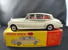 Dinky Toys GB n° 198 Rolls Royce Phantom V en boite jamais joué NMIB