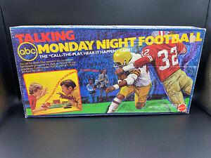 EMPTY BOX  Original Box for 1977 Talking ABC Monday Night Football Game NFL