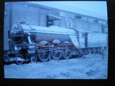 PHOTO  LNER EX GNR GRESLEY CLASS A1 4-6-2 4472 FLYING SCOTSMAN WRS SPECIAL