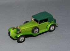 Matchbox Lesney Models of Yesteryear Y16 Mercedes SS Coupe 1973 Boxed