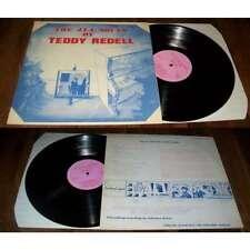 TEDDY REDELL - The J.L.L. Sound Of Teddy Redell LP Dutch Press Rockabilly 72'