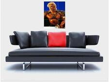 "MASTERS OF THE UNIVERSE BORDERLESS MOSAIC TILE WALL POSTER 35x25"" DOPLH LUNDREN"