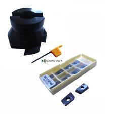 063mm Fraise a surfacer 63mm+10 plaquettes MITSUBISHI - EXM-FRPS60