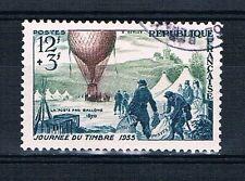 CO - TIMBRE DE FRANCE N°1018 oblitéré