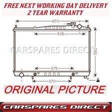 Radiateur compatible avec pour Nissan Pathfinder 3.3/3.5 24V 95-04 2 yrw