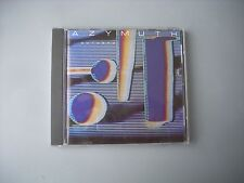 AZYMUTH - OUTUBRO - JAPAN CD opened