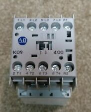 ALLEN BRADLEY BULLETIN 100 100-K09D400 MINI CONTACTOR 120VAC NEW IN BOX