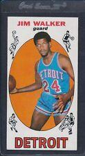 1969/70 Topps #008 Jim Walker Pistons EX/MT *876
