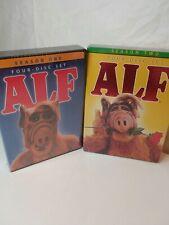 Alf - Season 1 & Season 2 (DVD, Boxed Set) New sealed